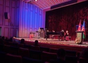 Ankarada Azərbaycana dəstək məqsədilə konsert təşkil olunub
