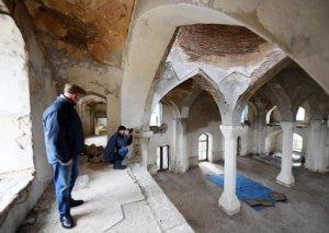 Heydər Əliyev Fondu Qarabağdakı dini abidələrin bərpasına başladı
