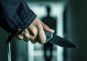 Bakıda iki nəfər bıçaqlanıb