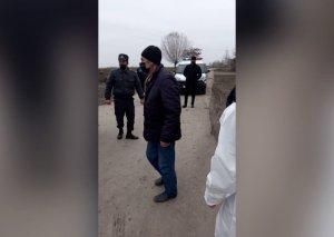 Salyanda yaşayış yerini qanunsuz tərk edən koronavirus daşıyıcısı barədə cinayət işi başlanılıb (FOTO/VİDEO)