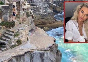 21 yaşlı model selfi çəkdirərkən öldü