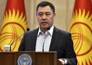 Sadır Japarov Qırğızıstanın prezidenti seçilib