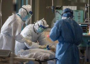 Ukraynada koronavirusa yoluxma halları yenidən artıb