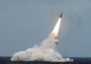 KXDR sualtı ballistik raketini təqdim edib