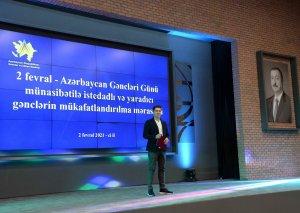 """Göy-göl """"Gənclər paytaxtı"""" seçildi"""