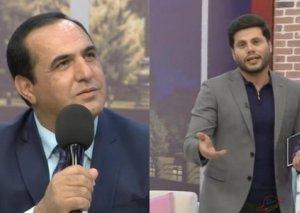 Zaur Kamal Manaf Ağayevin cibinə pul qoydu: canlı efirdə qalmaqallı açıqlama