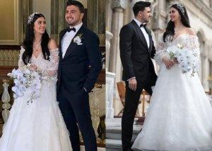 Onlar da evləndilər - Fotolar