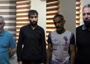 Şirvanda polis xüsusi əməliyyat keçirdi, 4 nəfər saxlanıldı VİDEO