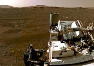 NASA Marsda oksigen yaratmağa nail olub