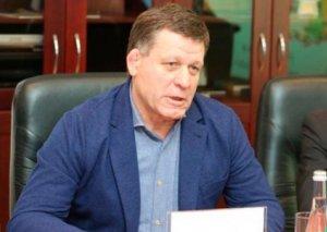 Oleq Krapivin Azad Rəhimovun ölümü ilə bağlı başsağlığı verdi