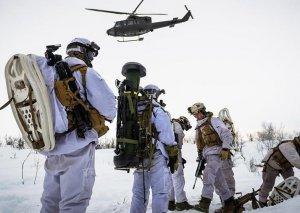 Alyaskada 15 min hərbçinin iştirakı ilə ABŞ silahlı qüvvələrinin təlimləri keçirilir
