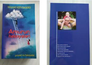 """Uşaqlar üçün yeni kitab - """"Amurun hekayələri"""""""