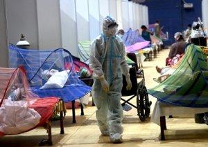 Hindistanda koronavirusdan gündəlik ölüm sayı 4 mini ötüb
