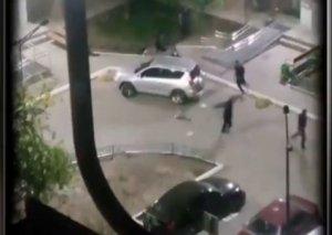 """Rusiyada Lənkəranskinin və """"Lotu Quli""""nin tərəfdarları arasında atışma - VİDEO"""