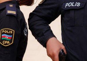 Bakıda polis sevgilisini öldürüb intihara cəhd etdi - RƏSMİ
