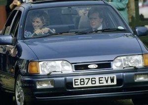 Şahzadə Diananın avtomobili hərraca çıxarıldı