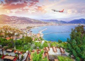 """""""Buta Airways"""" Alanya istiqamətində uçuşların sayını artırır"""