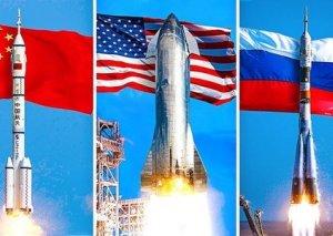 """NASA rəhbəri: """"ABŞ Çinlə kosmik yarış aparır"""""""