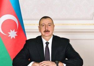 Prezident İlham Əliyev Çin liderinə başsağlığı verib