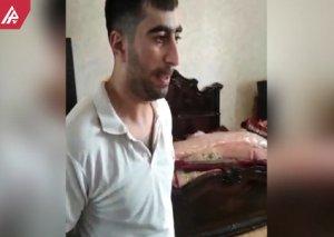 """Bakıda daha bir """"patı"""" əməliyyatı -Hadisə yerindən VİDEO"""