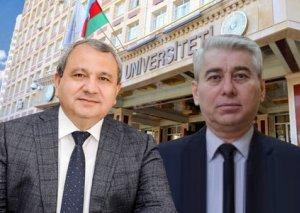 BDU-da rektor müşavirini bıçaqlayan şəxs HƏBS EDİLDİ