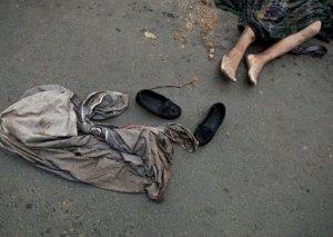 Bakı-Qazax yolunda faciəvi ölüm: Qadını maşın vurdu