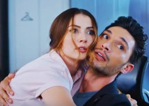 """""""Aşk mantık intikam""""ın aktyoru onunla sevgilidir - Fotolar"""