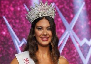 """Dilarə Korkmaz """"Miss Turkey 2021"""" in qalibi oldu"""