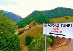 Dövlət Agentliyi Murovdağ tunelinin tikintisi ilə bağlı məlumat yayıb
