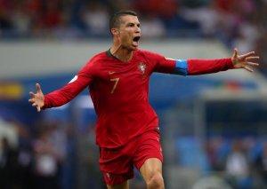 Het-trik edən futbolçulara Ronaldo başçılıq edir
