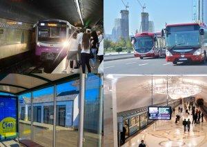 Metro və avtobuslarda gediş haqqı 1 manat olacaq? - AÇIQLAMA