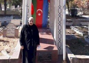 """""""Türkiyədə Heydər Əliyevin də məzarı olsaydı, ziyarət edərdim""""  –Polad Həşimovun anası"""