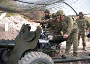 Azərbaycanın müdafiə naziri döyüş bölgəsində yerləşən bölmələrdə olub -