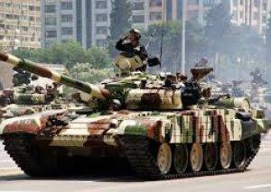 Azərbaycan dünyanın ən çox hərbiləşmiş ölkələri arasında -