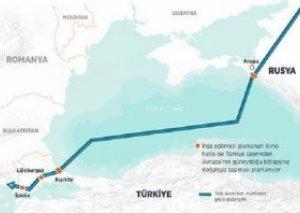 """TBMM Rusiya ilə """"Türk axını"""" ilə bağlı sazişi təsdiqlədi"""