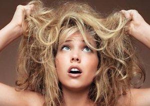 Quru saçlar kabusunuz olmasın –