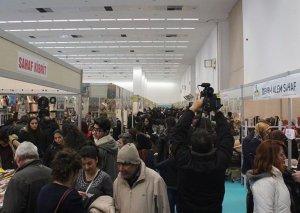 Ankara Beynəlxalq Kitab Sərgisini 300 mindən çox insan ziyarət edib