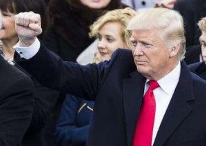 ABŞ-ın yeni prezidenti Donald Tramp and içdi və dünyanı silkələyəcək çıxış etdi - tam mətn