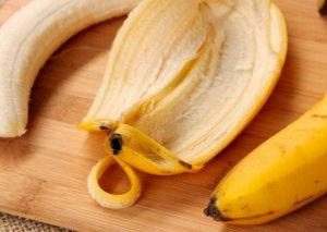 Banan qabığından çox faydalı SAÇ MASKALARI