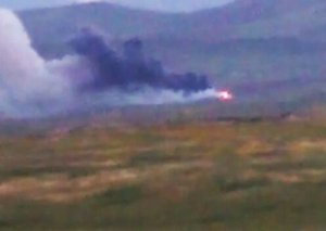 "Ordumuz Ermənistanın ""OSA"" zenit-raket kompleksini məhv etdi"