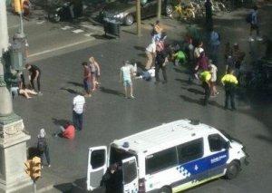 Barselonada terror: