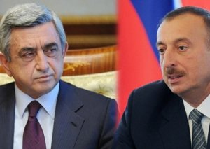 Bu gün Azərbaycan və Ermənistan prezidentlərinin görüşü olacaq