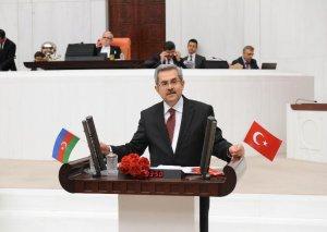 Necdet Ünüvar türkiyəli deputatların AŞ PA-da Azərbaycana qarşı səs verməsindən üzülüb