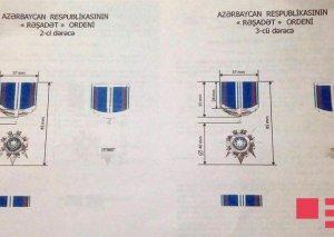 Azərbaycan ordusu üçün yeni orden hazırlanır