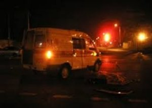 Mikroavtobusun yük maşını ilə toqquşmasında 12 nəfər öldü