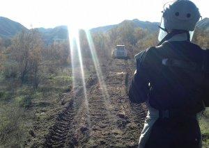 Cocuq Mərcanlıda təmizlənən ərazi ilə bağlı AÇIQLAMA