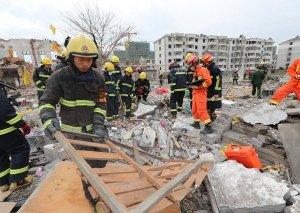 Çində yaşayış evində partlayış baş verib: 14 yaralı