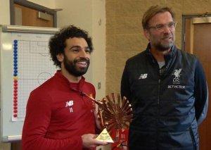 Məhəmməd Salah ən yaxşı oyunçu seçildi