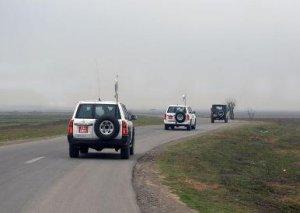 Azərbaycan-Ermənistan sərhədindəki monitorinq insidentsiz başa çatdı