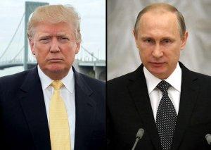 Putin Trampla telefonla danışıb